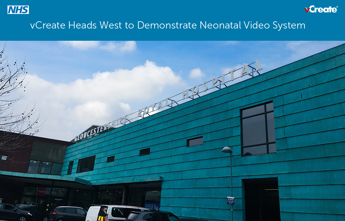 vCreate Heads West to Demonstrate Neonatal Video System