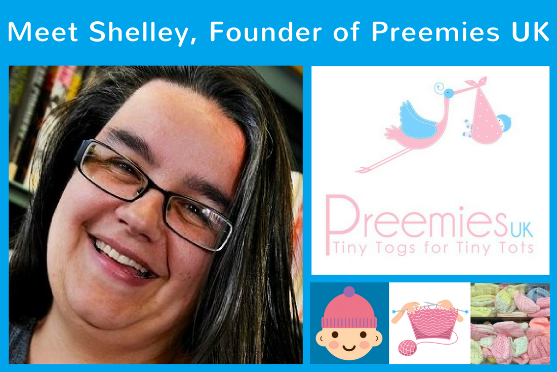 Shelley, Founder of Preemies UK, tells us why she setup the charity and shares her tips for new knitters