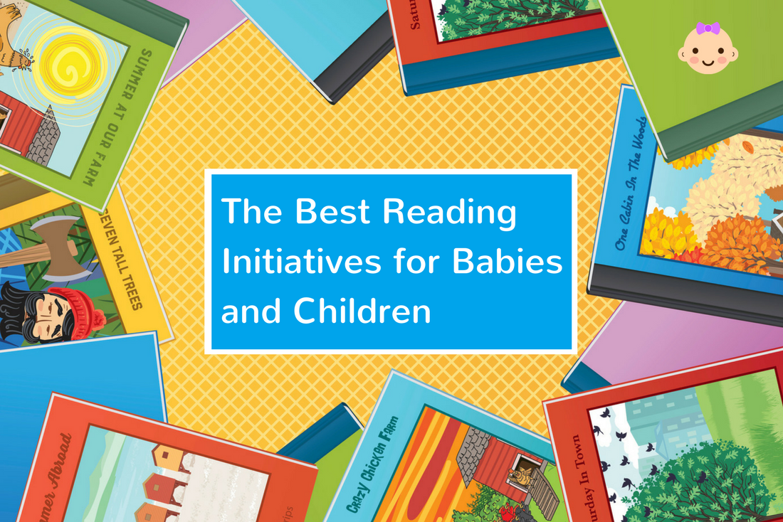 The Best Reading Initiatives for Babies and Children
