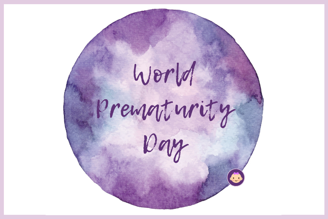 Help us to mark World Prematurity Day this November