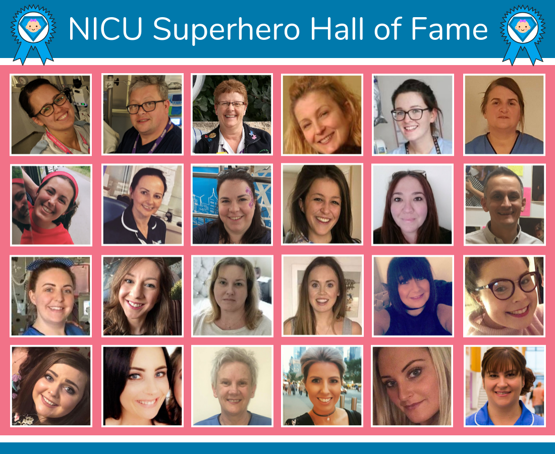 NICU Superhero Award Celebrates Excellence in Neonatal Care