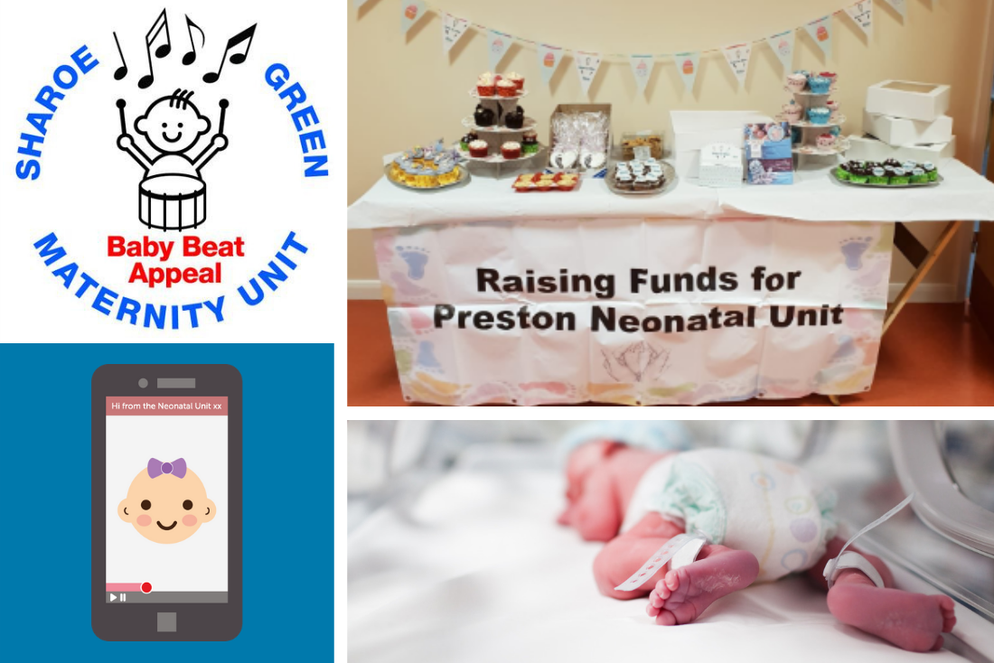 Neonatal Intensive Care Unit at Royal Preston Hospital Launch vCreate