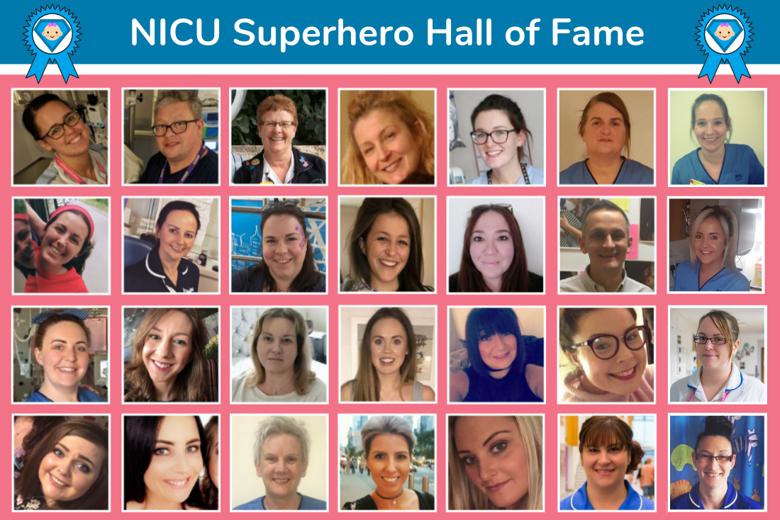 NICU Superhero Award Update, and a Second Nomination for Karen!