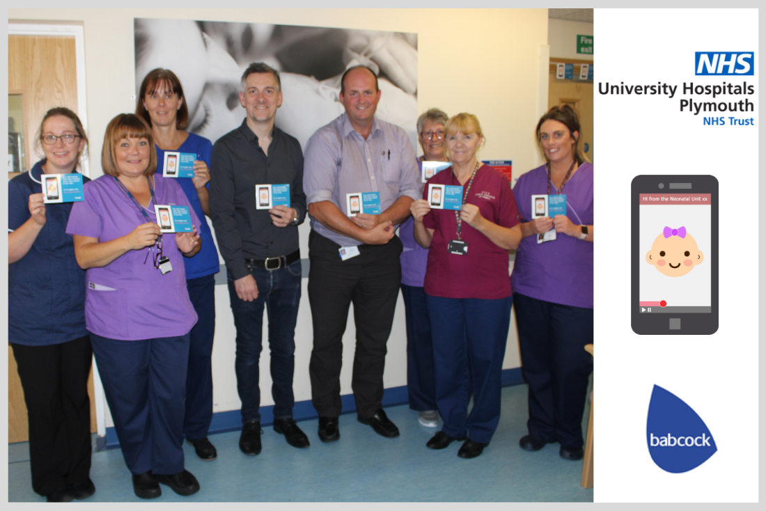 University Hospitals Plymouth NHS Trust Shortlisted for PEN Award