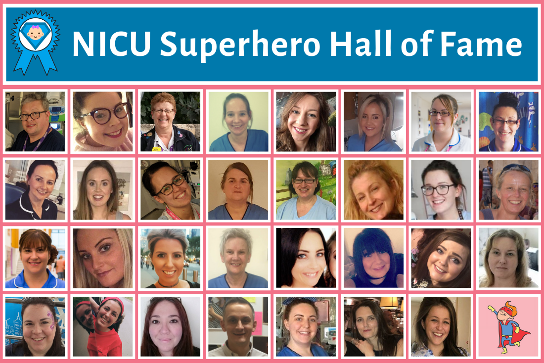 Who Will be Crowned NICU Superhero of the Year?
