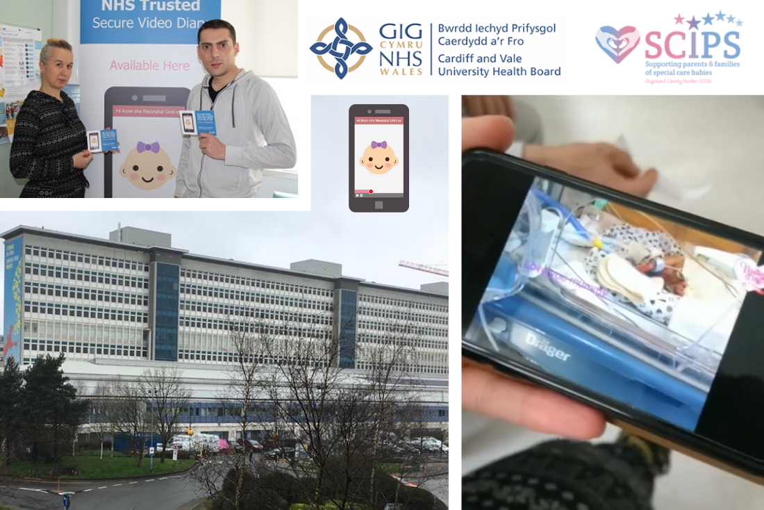 University Hospital of Wales are the First to Launch vCreate in Wales
