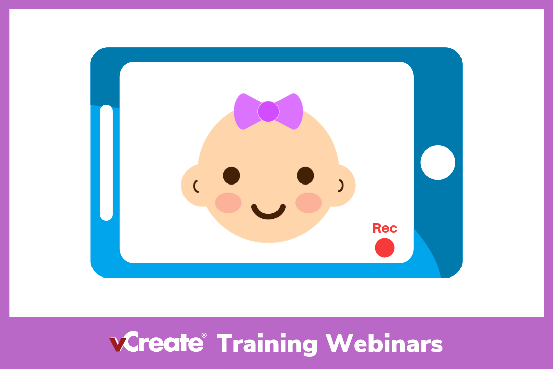 vCreate Launch Series of Training Webinars for Unit Staff