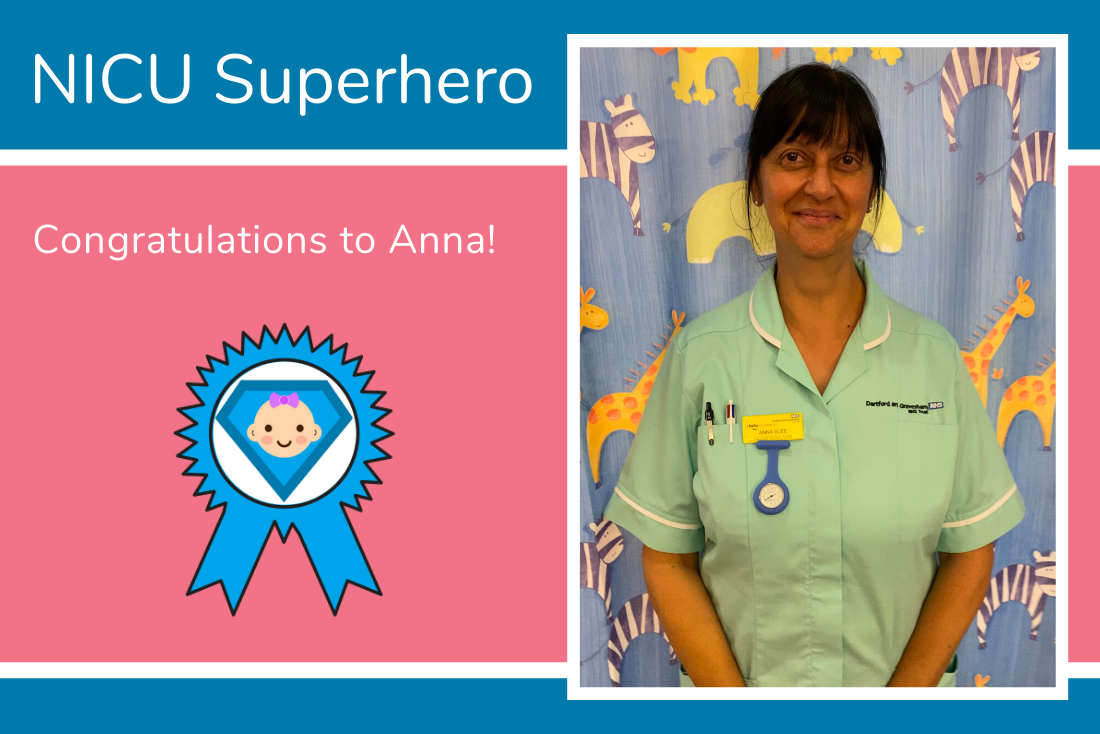 Leo's mum Sarah Nominates Anna from the Walnut Ward