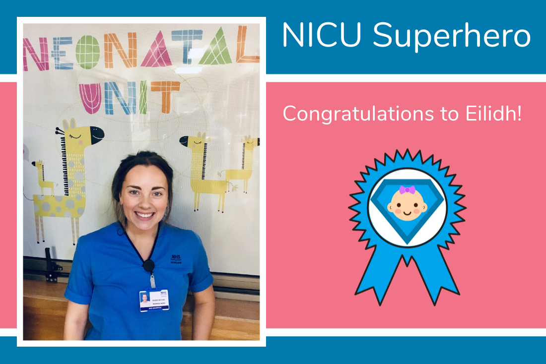 Today's NICU Superhero has been nominated by three families!