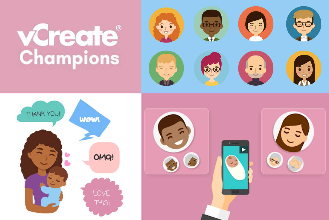 vCreate Launch Champions Programme to Improve Unit Support