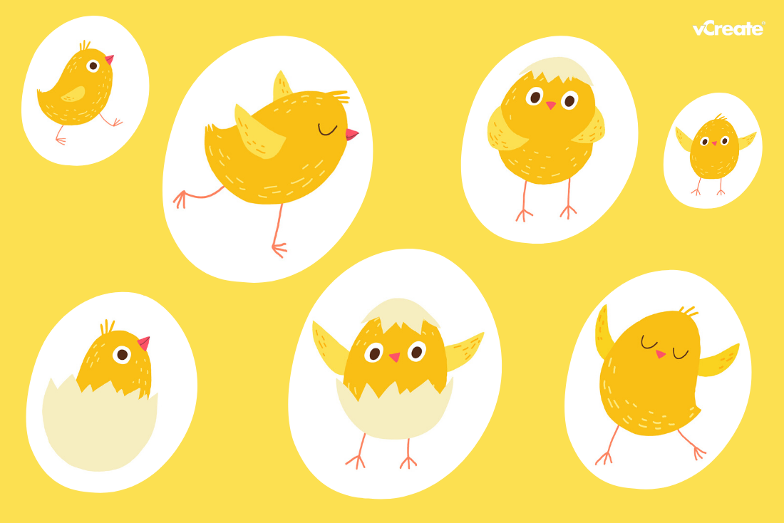The Easter chicks are coming! Our new video effect is on the way