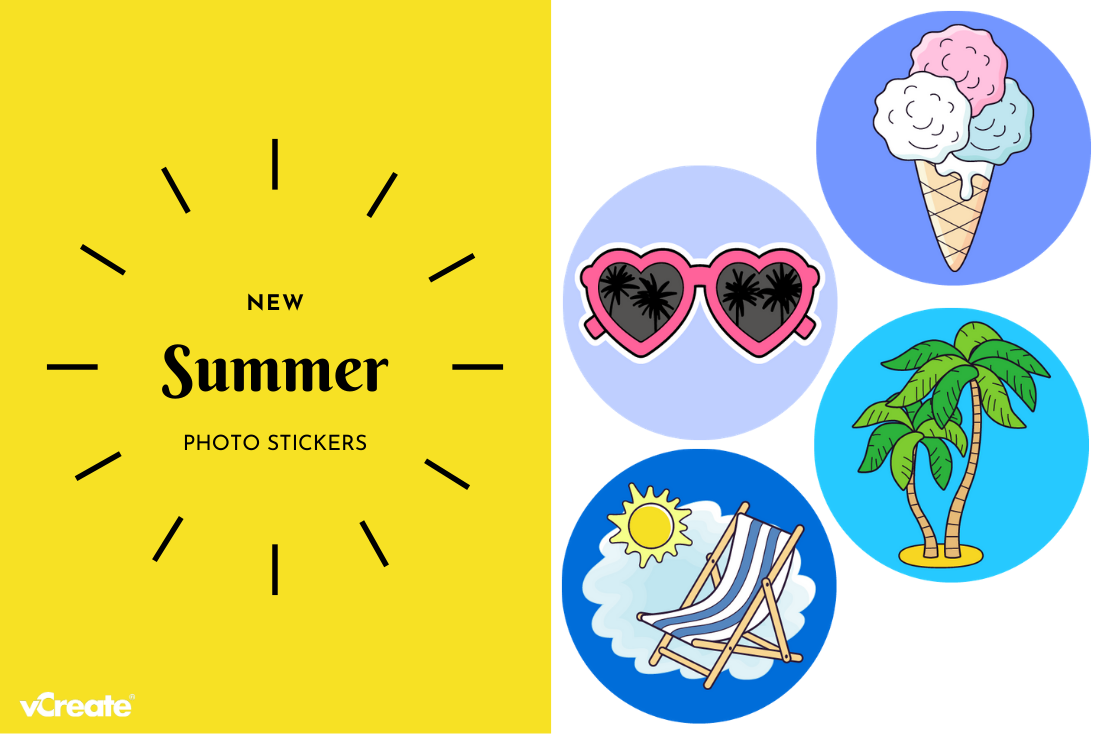 Bringing Summer to the NICU and PICU with new photo stickers!