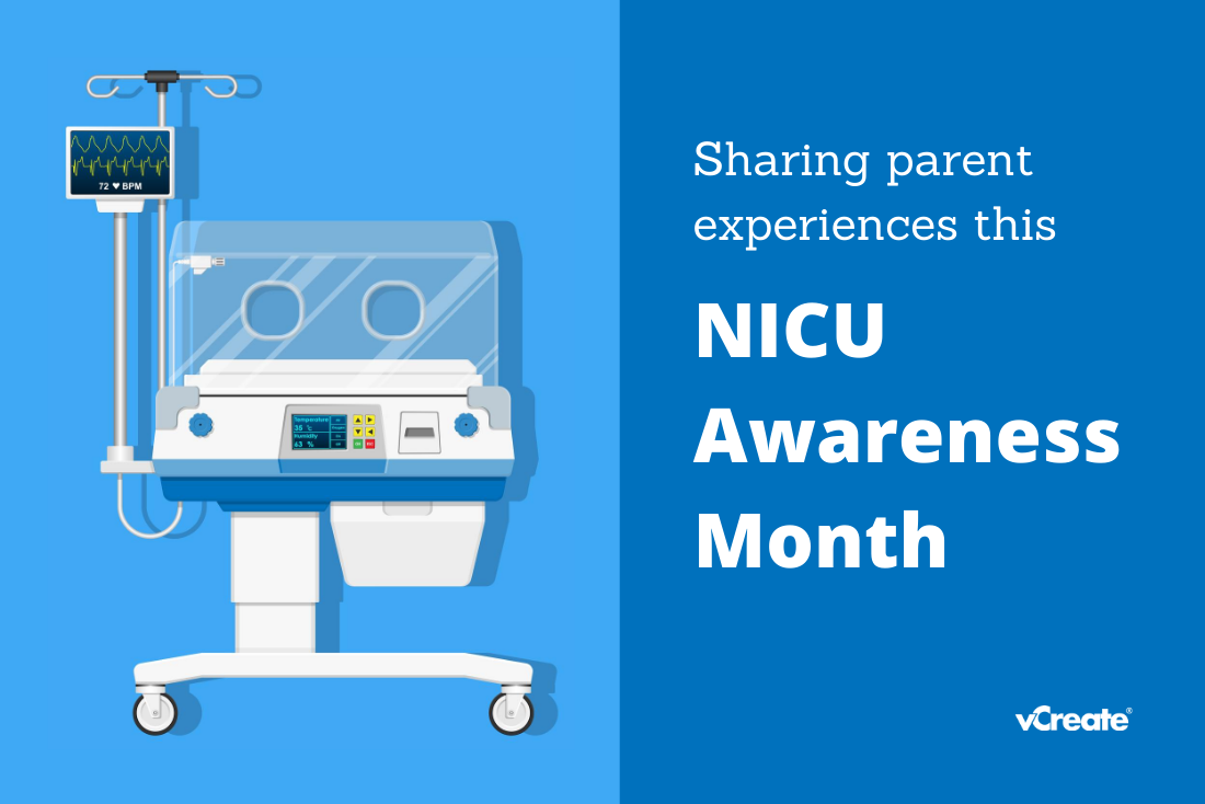 Parents have shared their stories for NICU Awareness Month