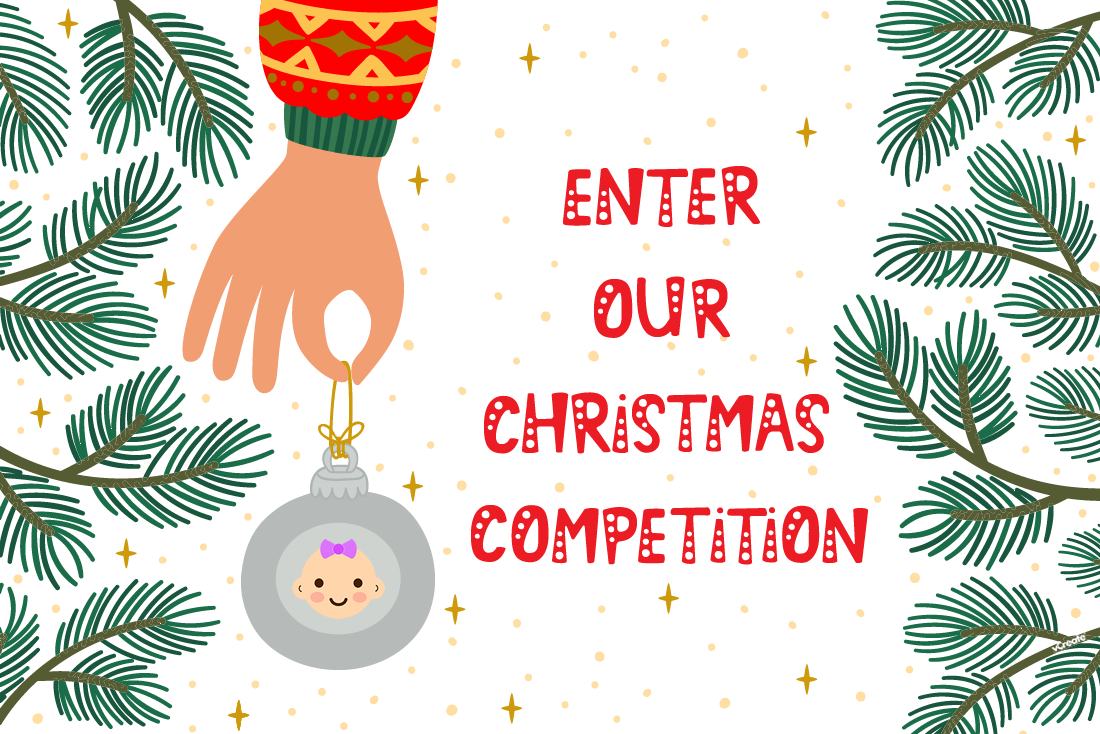 Christmas is coming and so is our Rosie Bauble Giveaway!