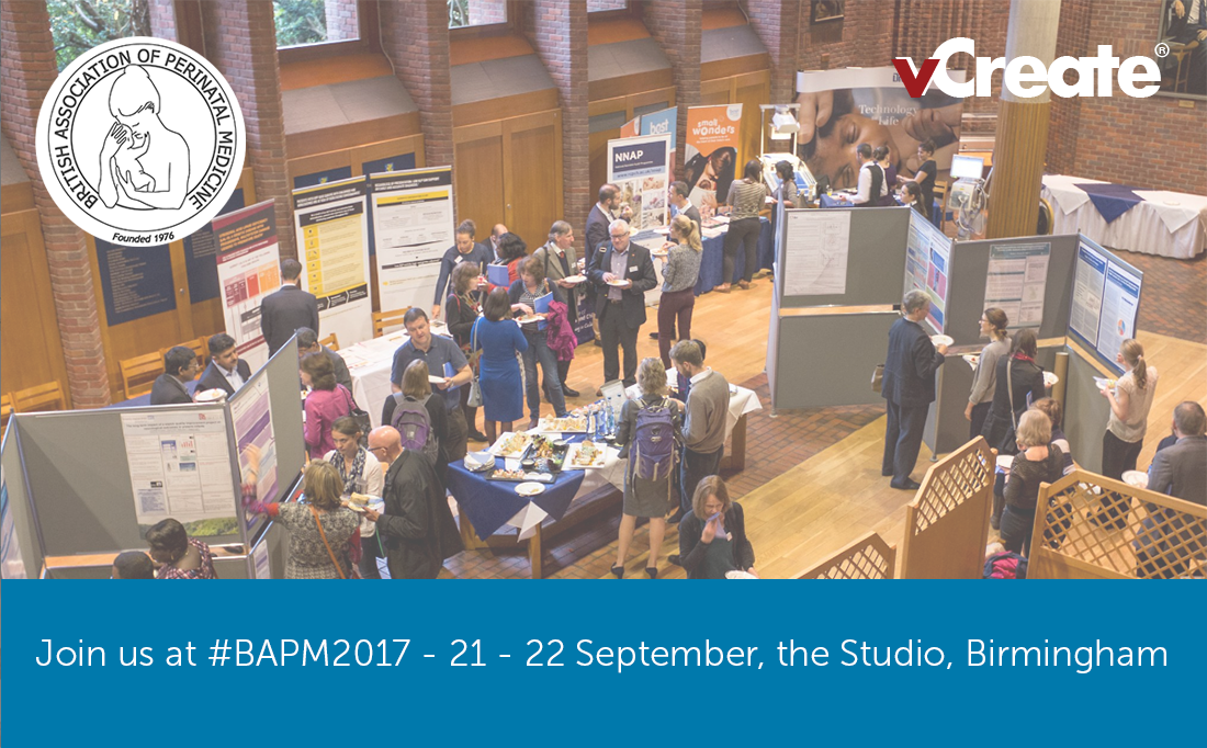 vCreate Set to Showcase Secure Video Messaging at BAPM 2017