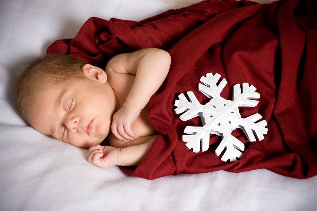 Five ways to bring festive cheer to the NICU