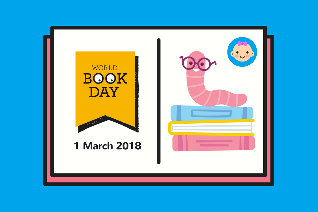vCreate starts World Book Day celebrations early to raise awareness of the power of reading to babies in the neonatal unit