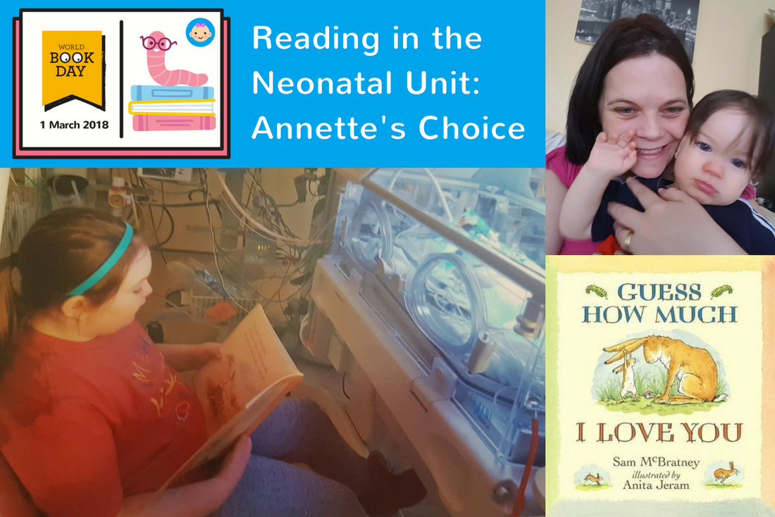 Reading in the NICU: Annette's Choice