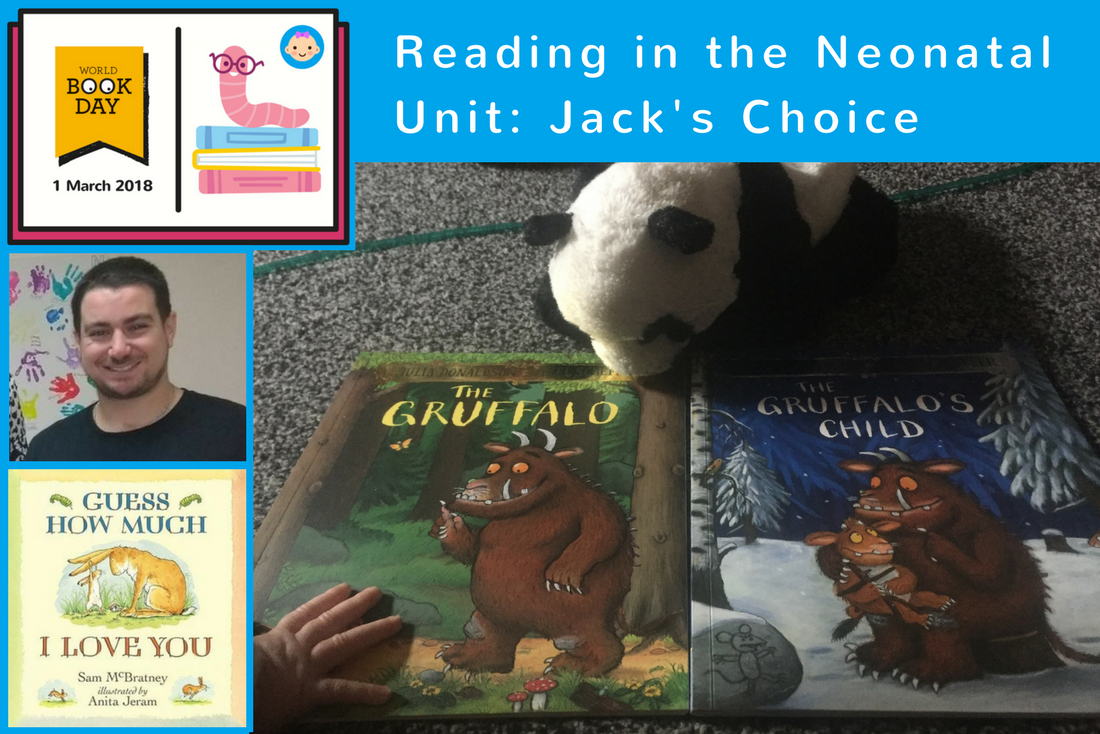 Reading in the NICU: Jack's Choice